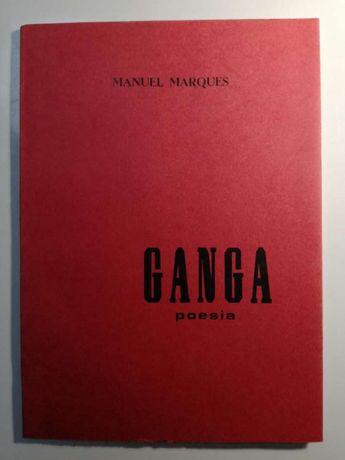 GANGA poesia - Manuel Marques