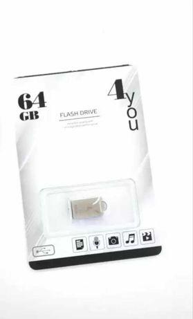 Флешка 8, 16, 32, 64 ГБ бренд 4 you