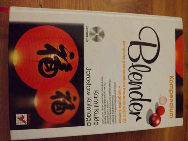 Blender kompedium podręcznik do tworzenia grafiki 3D