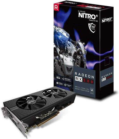 Radeon RX 580 Sapphire Nitro+ 8GB