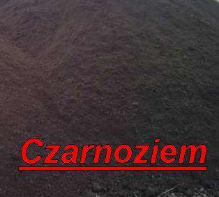 Ziemia ogrodowa czarnoziem przesiewany DOSTAWA od ręki