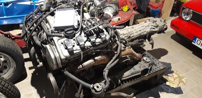 Silnik AUDI A8 4.2 V8 299km