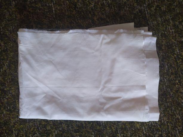 Тканина біла відріз.
