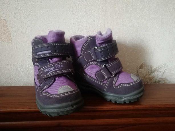 Ботиночки детские демисезон
