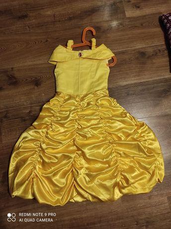 Suknia sukienka strój bal Bella 110