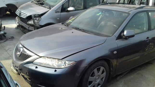 Mazda 6 na części