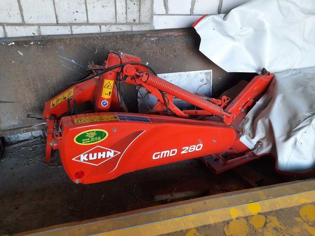 Nowa nieużywana kosiarka dyskowa Kuhn GMD 280