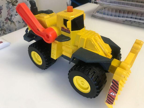Строительный грузовик с переключением под нагрузкой Matchbox