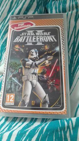 Star Wars Battlefront II PSP