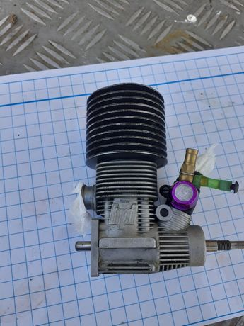 Silnik nitro star 3.5 21 hpi do modelu buggy truggy 1/8 samochod rc