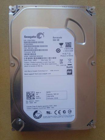 Жорсткий диск Seagate HDD 500GB 7200rpm 16MB ST500DM002 3.5 SATA III