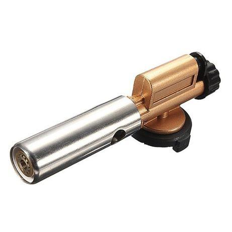 Мощная газовая горелка с пьезорозжигом М-60 (TQ803)
