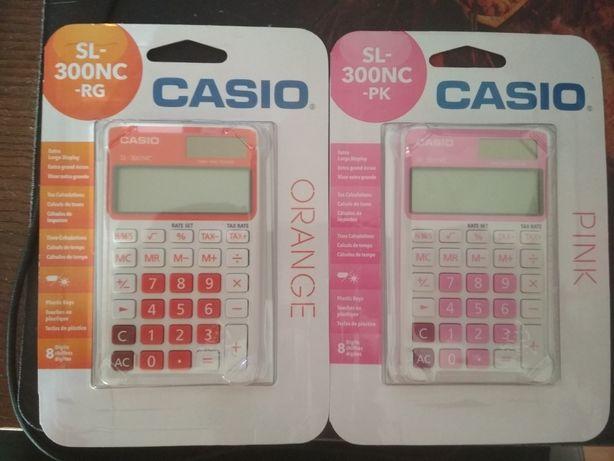 Calculadoras Casio NOVAS 5€ cada