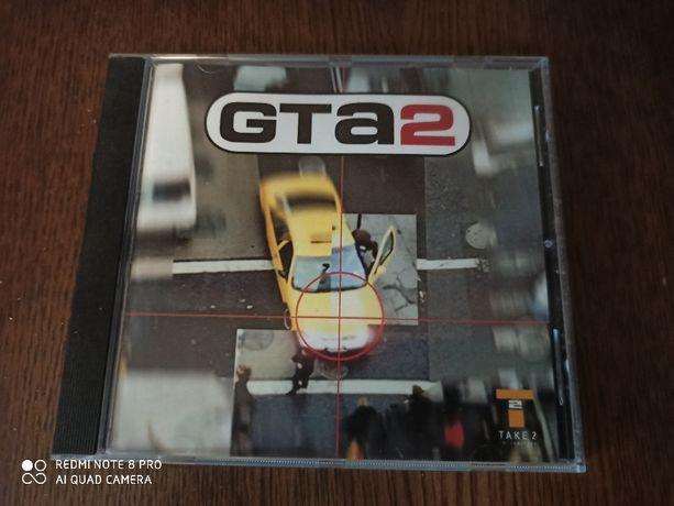 Gra GTA 2 cd unikat