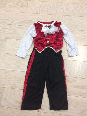 Kombinezon strój przebranie Drakuli