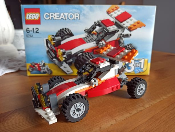 Lego 5763 3 in 1