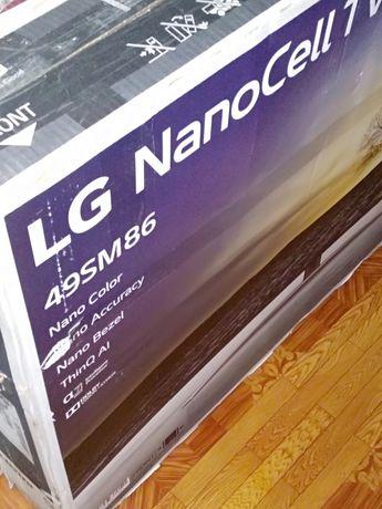 NANOGELL TV Smart LG49sm8600-55sm9010