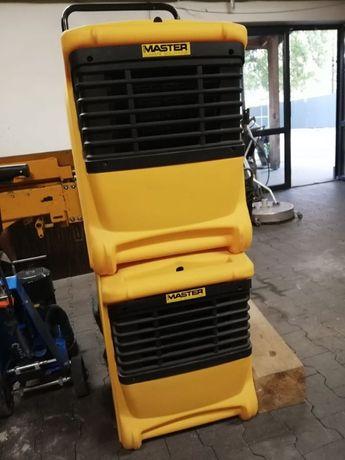 Osuszacz powietrza wilgoci nagrzewnica spalinowa MASTER wynajem