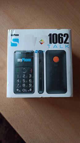 Telefon myPhone dla starszych osob
