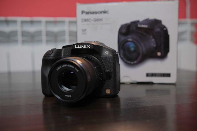 Aparat Body Panasonic Lumix G6 (M4/3 MFT Micro 4/3 Olympus GH3 G7 DMC)