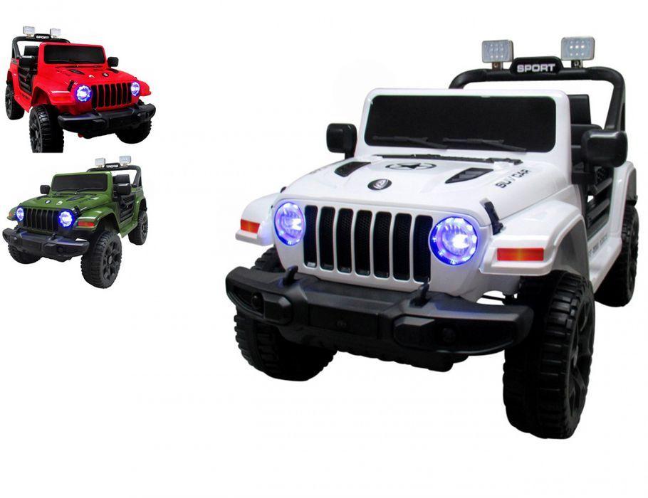 Auto na Akumulator Jeep RX10 Amortyzatory Funkcja Bujania Hit
