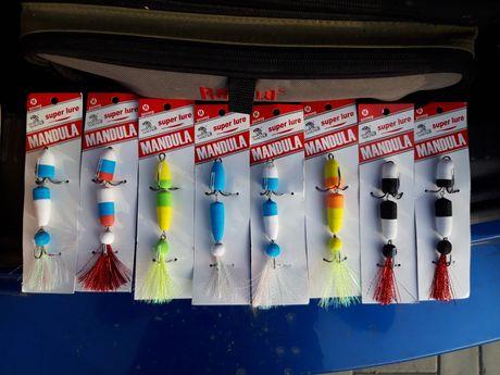 Приманка для рыбалки MANDULA (мандула)