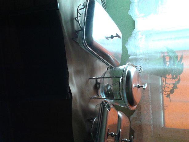 Naczynia żaroodporne z podgrzewaczami