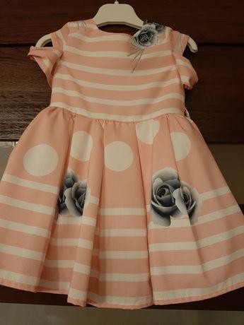 Sukienka dla dziewczynki COCCODRILLO