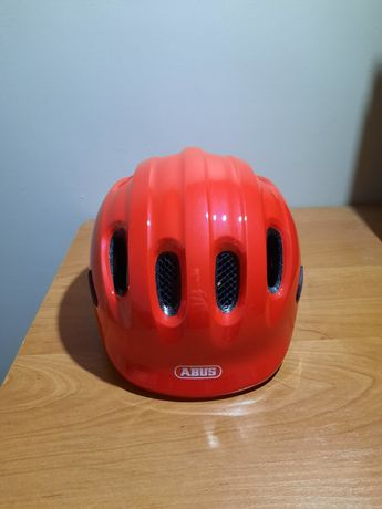 Abus Kask smiley 2.0 Sparkling red M