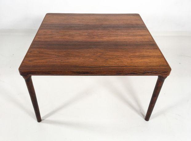 Duński palisandrowy stolik kawowy lata 60 70 vintage