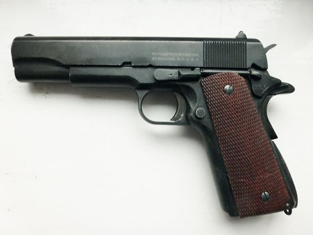 Pistolet Colt 1911 Remington Rand CO2 Wiatrówka Super Replika Deko !!!