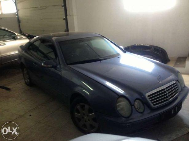 Peças Mercedes Clk 200 do ano 1999