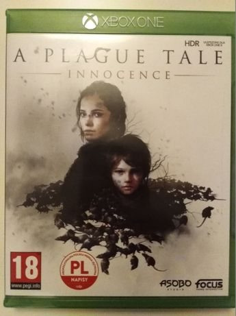 A Plague Tale: Innocence xbox one skradanka akcja
