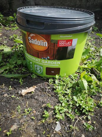 Impregnat sadolin garden 9l x2