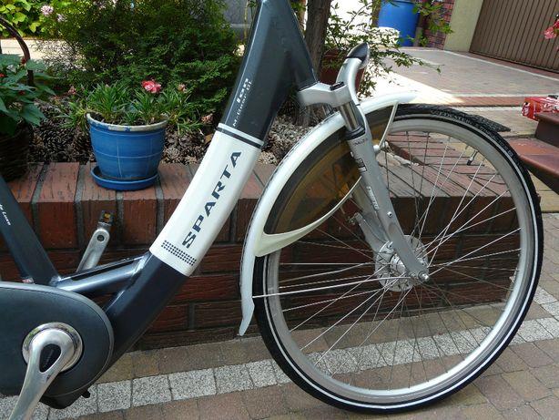 Rower elektryczny SPARTA M-Gear GL Grande Luxe-Ładny, Regenerowany