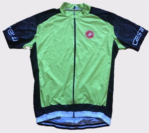 Koszulka rowerowa Castelli r.XXL kolarska