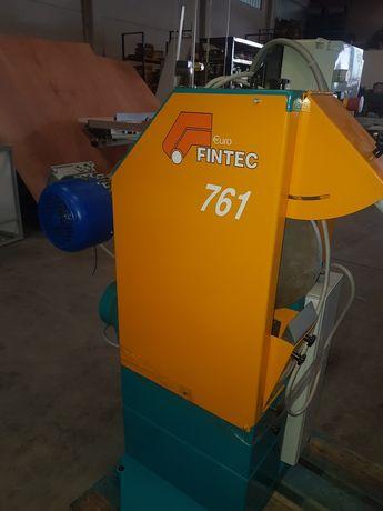 Maquina para lixar inox ferro metalomecanica