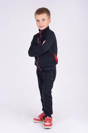 Спортивный теплый костюм на мальчика р. 122