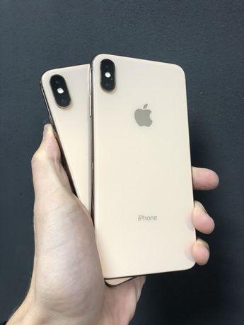 Apple iPhone Xs Max 256 gb Gold КАК НОВЫЕ ! Гарантия от МАГАЗИНА !