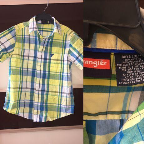 Літні сорочки хлопчик 7-8 років США