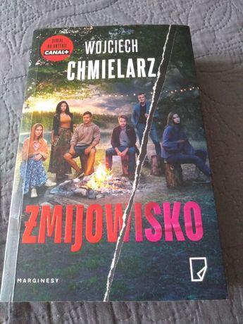 Żmijowisko książka