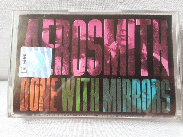 Kaseta magnetofonowa Aerosmith Done with mirrors