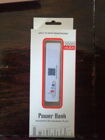 Powerbank 2000 mAh