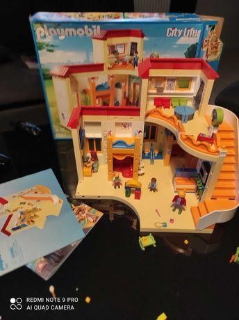Playmobil przedszkole klocki