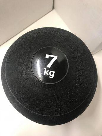 Piłka lekarska 7 kg SLAM BALL Just7Gym Crossfit Piłka treningowa