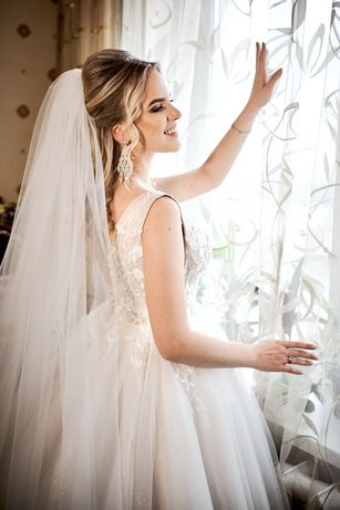 Весільне плаття / Свадебное платье