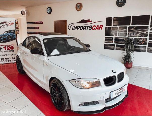 BMW 118 D E82 PACK M PERFORMANCE