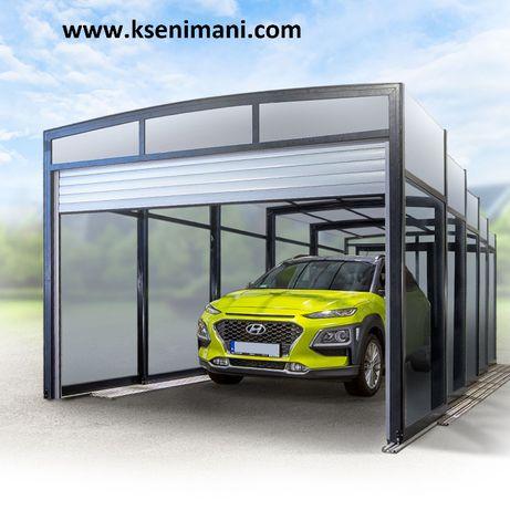 garaż samochodowy składany !!! nowość