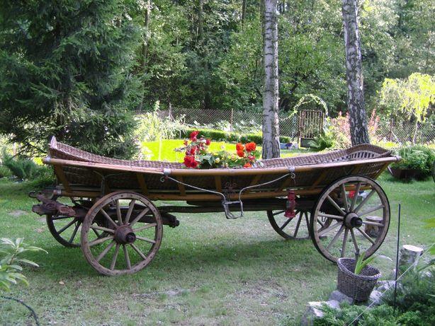 Wóz konny, Koszak, Bryczka, Zabytek