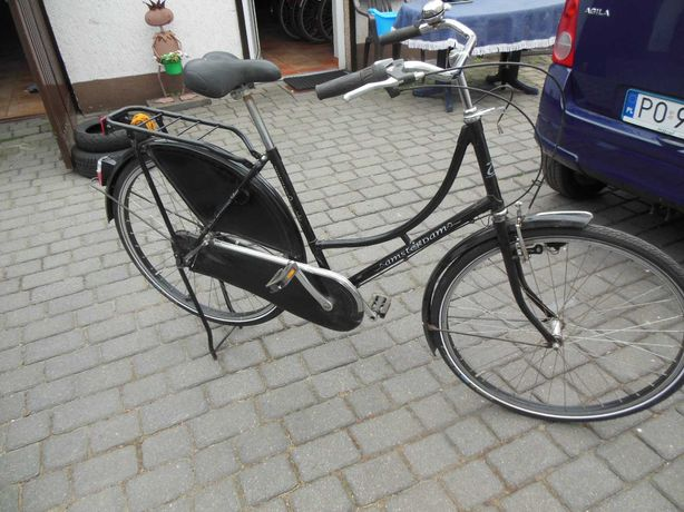 rower amsterdam miejski super